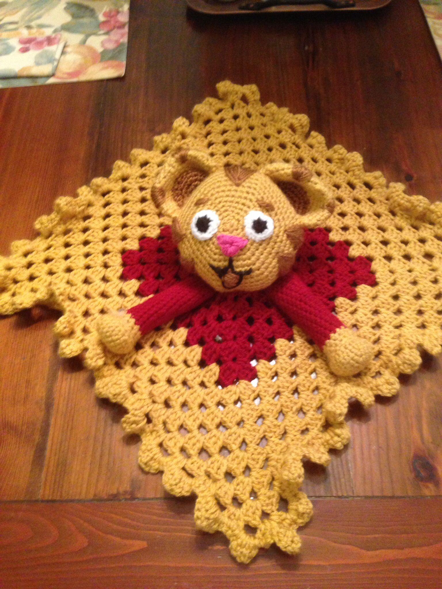 Daniel Tiger Lovey | Crochet/knit | Pinterest