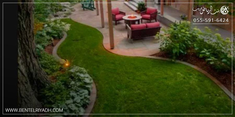 خدمة تنسيق حدائق منزلية وعامة بالرياض تعتبر عمليات تنسيق حدائق سواء حدائق منزلية أو تنسيق حدائق عامة بالرياض من الأمور التي تلقي إهتماما كبيرا لدي المو Sidewalk