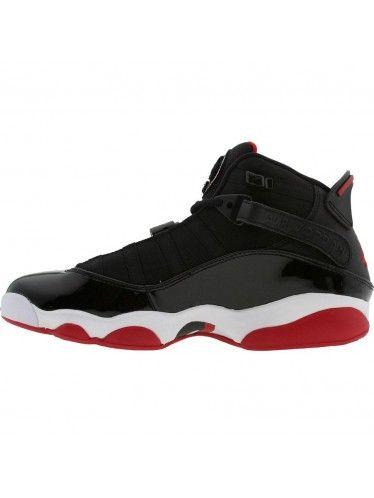 a009c5e612125e 322992 071 Nike Jordan 6 Rings(black varsity red white)