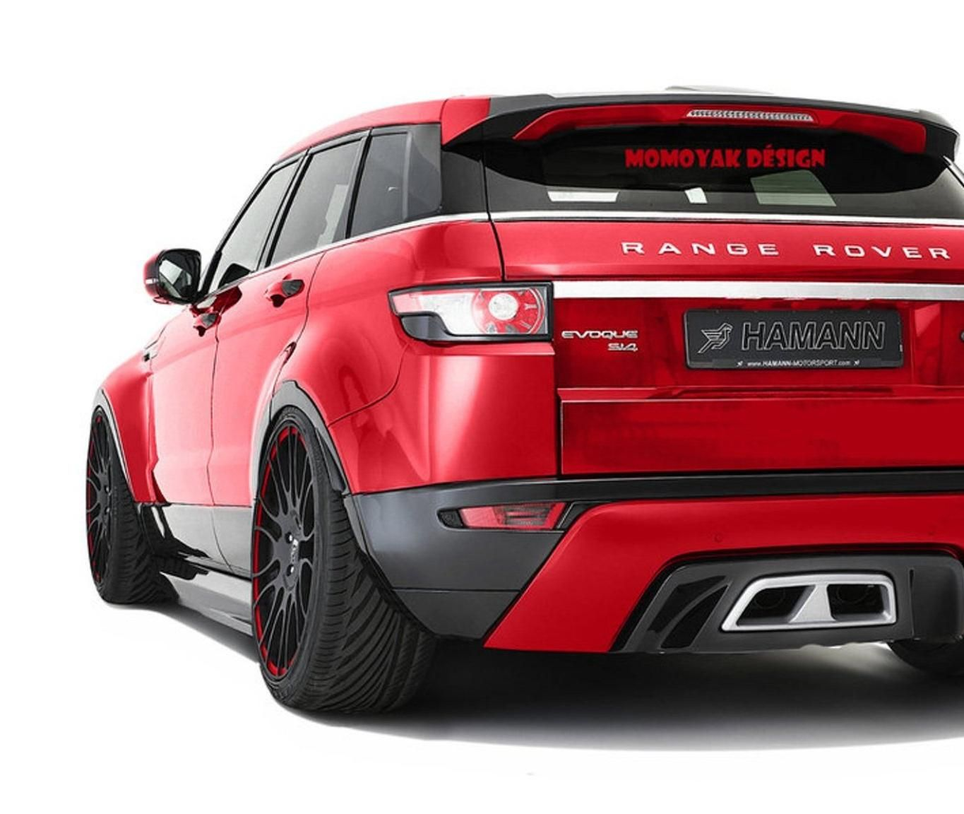 Download Range Rover Evoque Wallpaper By Xhani_rm