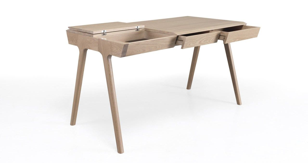Creative work tables metis table by wewood design pinterest