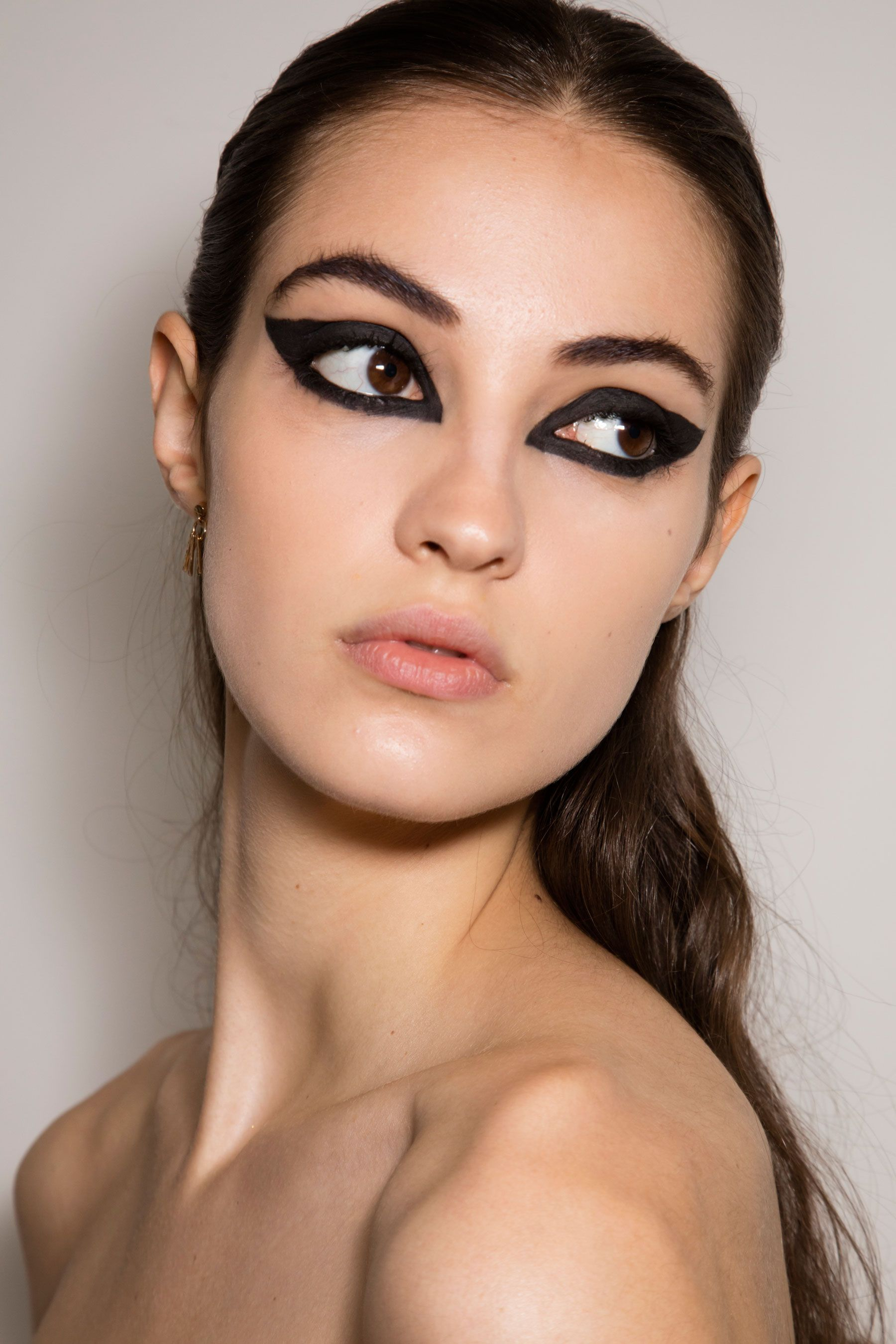 Dior HC S/S 2013 Make-up. | Lip art, Couture makeup