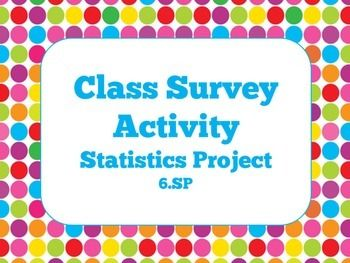 good ideas for a statistics project