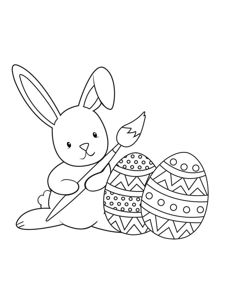 Free Printable Easy Bunny Coloring Pages Free Coloring Sheets Easter Coloring Book Bunny Coloring Pages Easter Bunny Colouring
