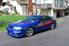 Vince's Nissan Maxima from the fast and the furious