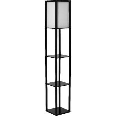 Lampe tag re noire lampe suspension objet de d co d coration gifi id es cadeaux - Lampe trepied gifi ...