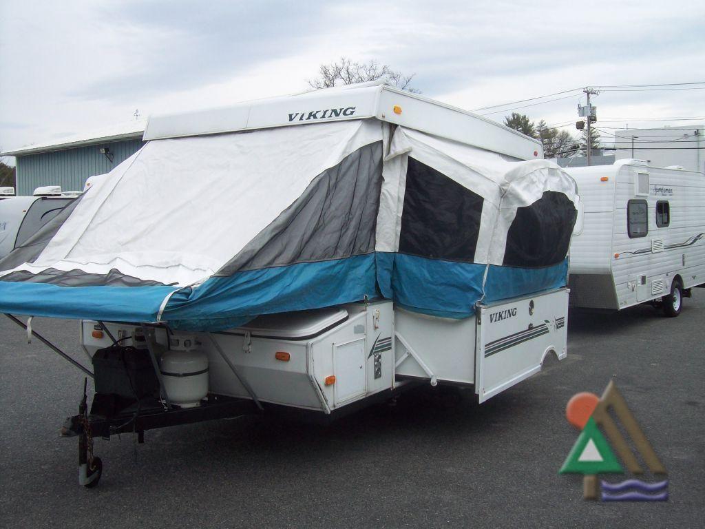Used 1999 Viking Legend 2487st Folding Pop Up Campers At Campers