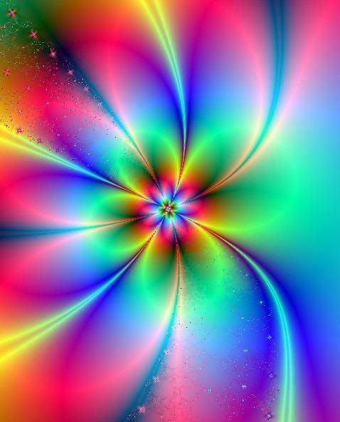Neon Flower | Color me Bliss | Pinterest | Neon flowers ...