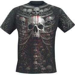 Photo of Spiral Death Ribs T-Shirt Spiral DirectSpiral Direct