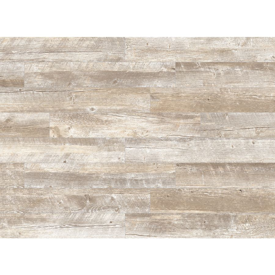 lowes kitchen flooring Faux whitewashed wood tile nice looking Shop Style Selections Natural Timber Whitewash