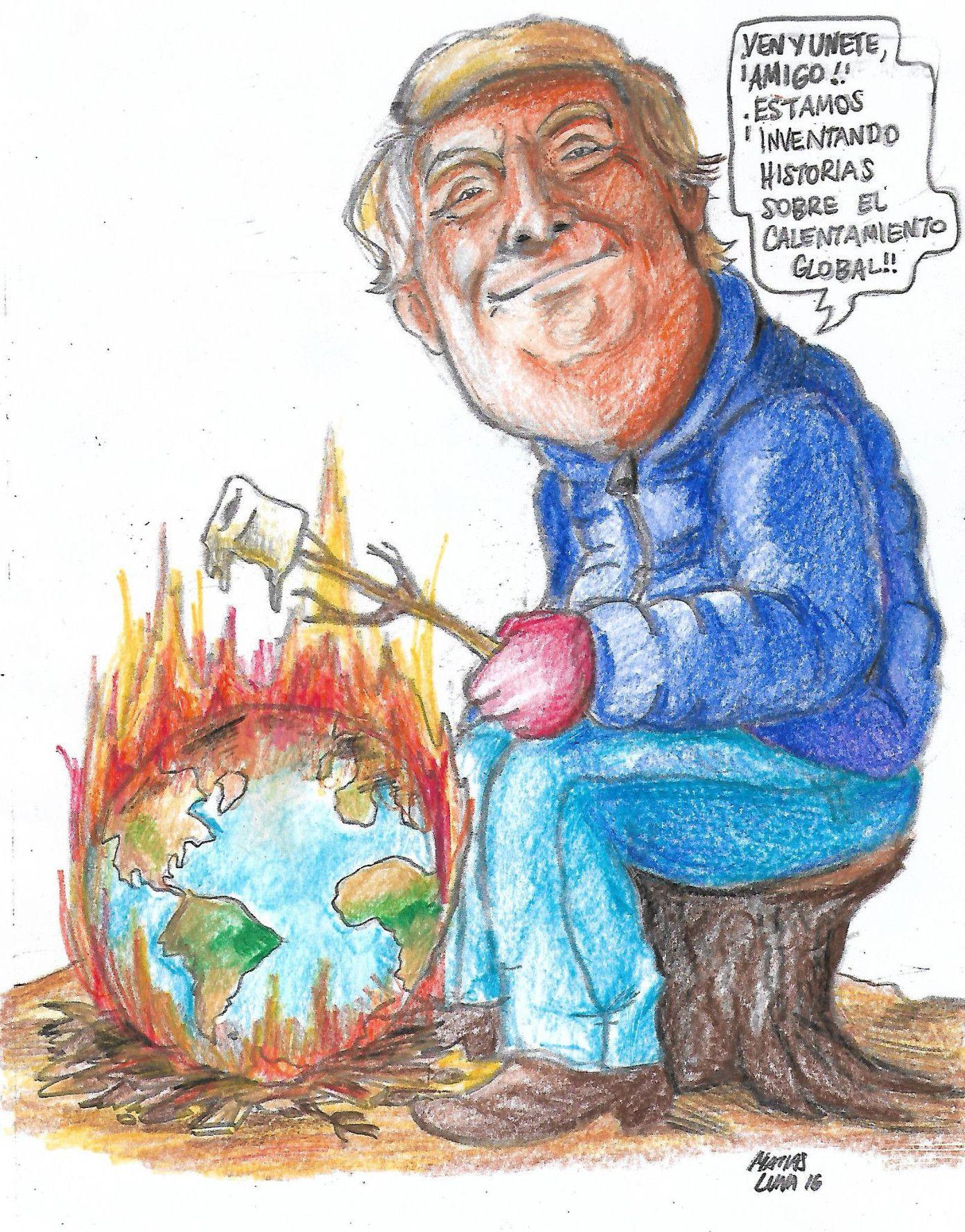 Global Warning Calentamiento Global Calentamiento Global Dibujos Dibujos