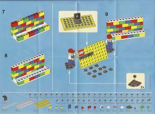 Lego 850425 Desk Business Card Holder Business Card Holders Lego Business Cards
