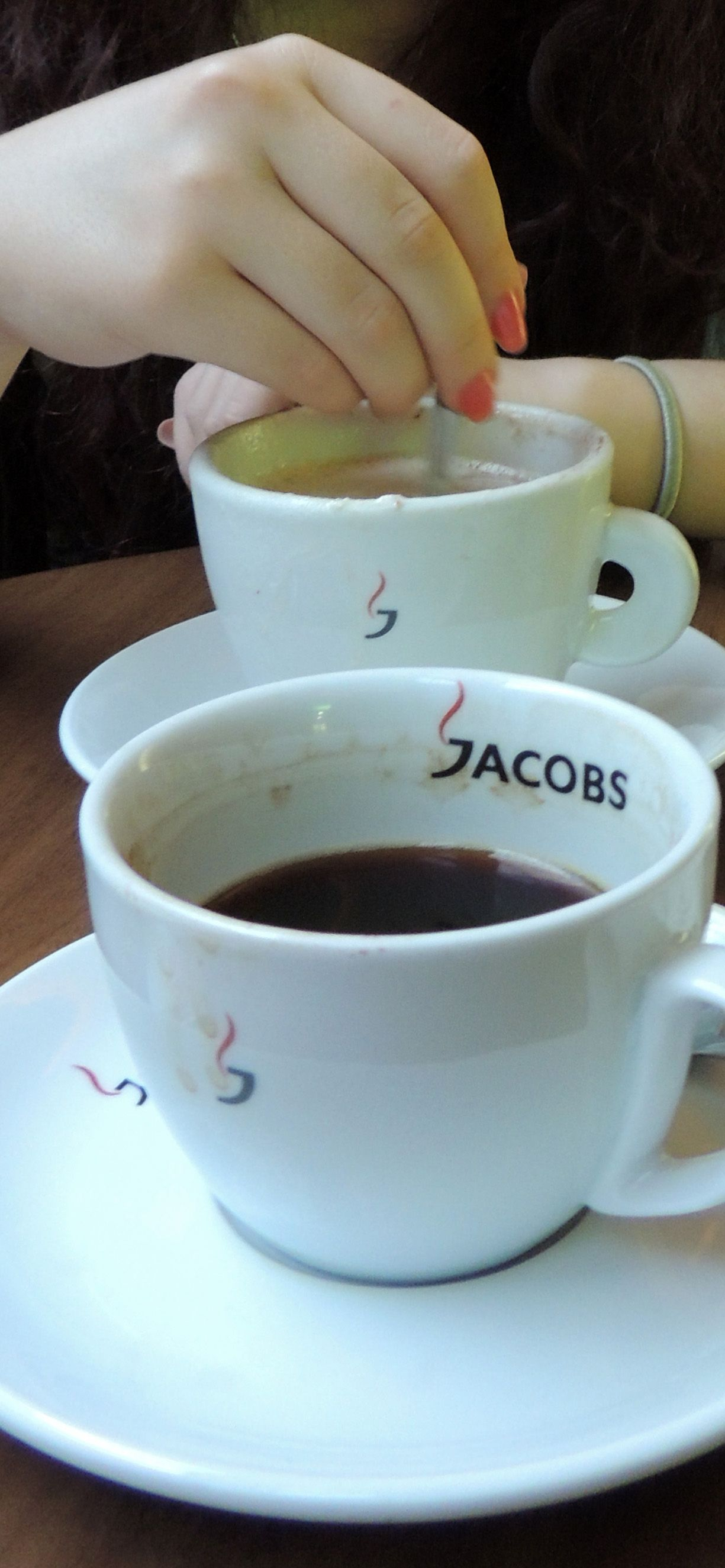 Jacobs coffee Coffee Coffee girl, Coffee, Coffee break