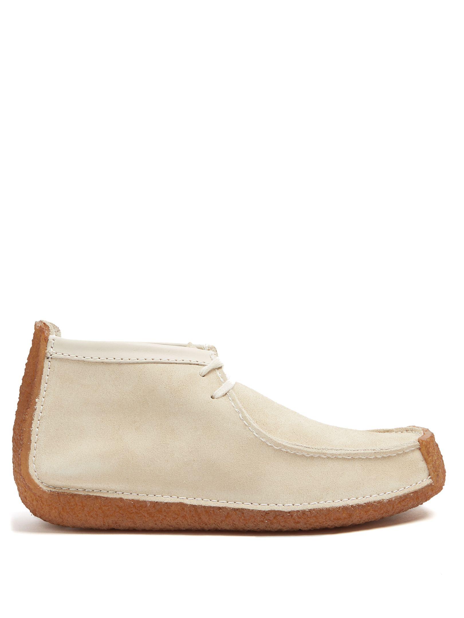 LEMAIRE Suede Clarks Originals Edition Redland Desert Boots