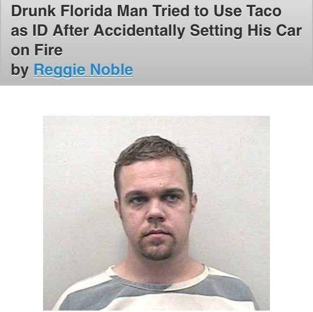 Florida Man Returns To The Headlines Http Limk Com News