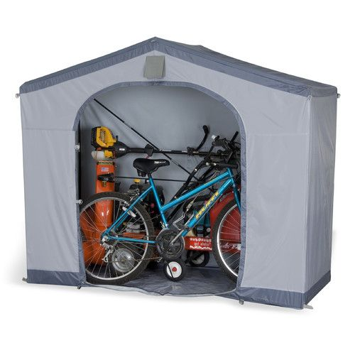 Ft D Plastic Portable Tool Shed