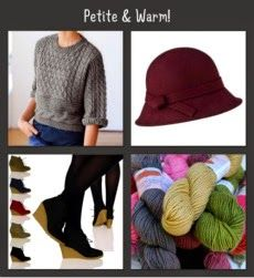 Damson Belle's Style Blog: #Petite Pals: Look cool, stay warm. #style