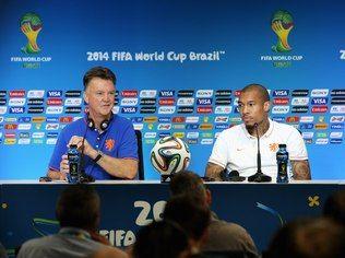 'É a melhor Copa que vi nos últimos 30 anos', diz técnico da Holanda - Copa do Mundo - iG