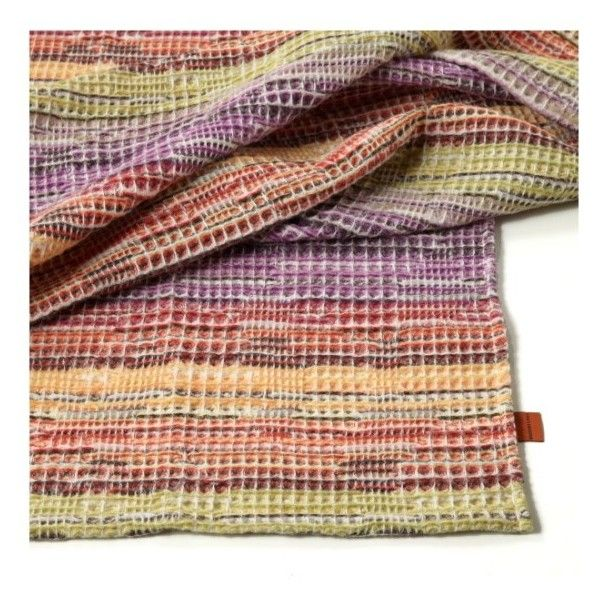 Missoni Tancredi Throw Blanket 40 Liked On Polyvore Featuring Impressive Missoni Throw Blankets