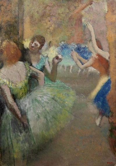 Edgar Degas Scene De Ballet Avec Images Edgar Degas Peintre