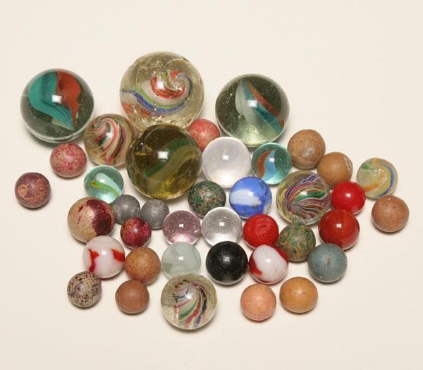 Vintage Glass Marbles Glass Marbles Marble Vintage