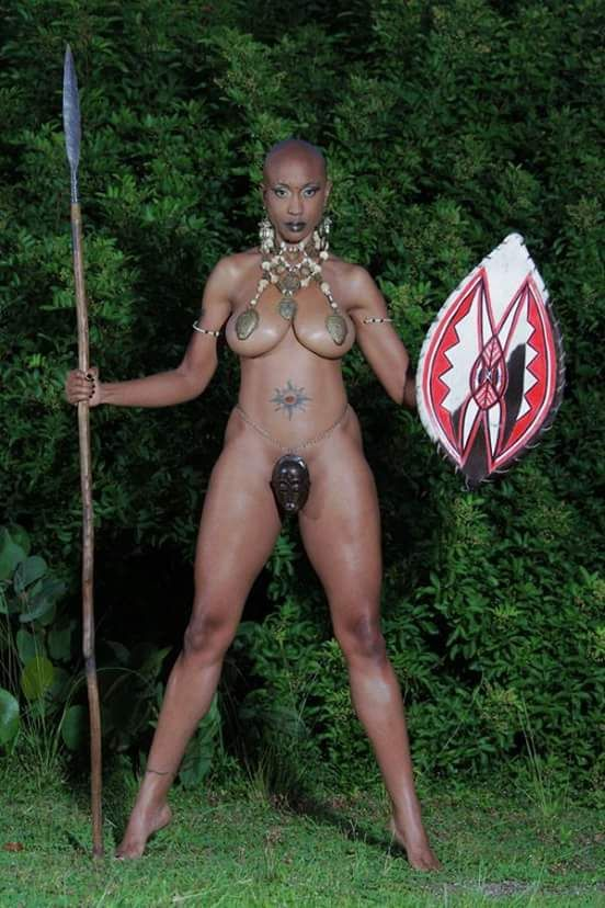 Zulu worriors women nude