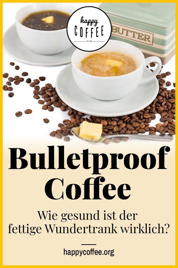 Bulletproof Coffee: Wie gesund ist der fettige Wundertrank ...