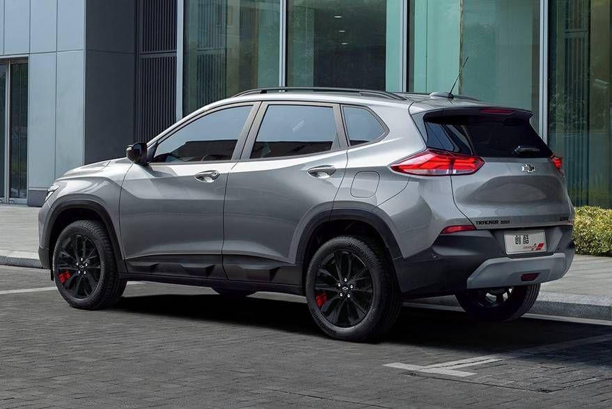 Novo Chevrolet Tracker Estreia Na China Mais Barato Que O Onix Activ Carro Toyota Nomes De Carros E Nova