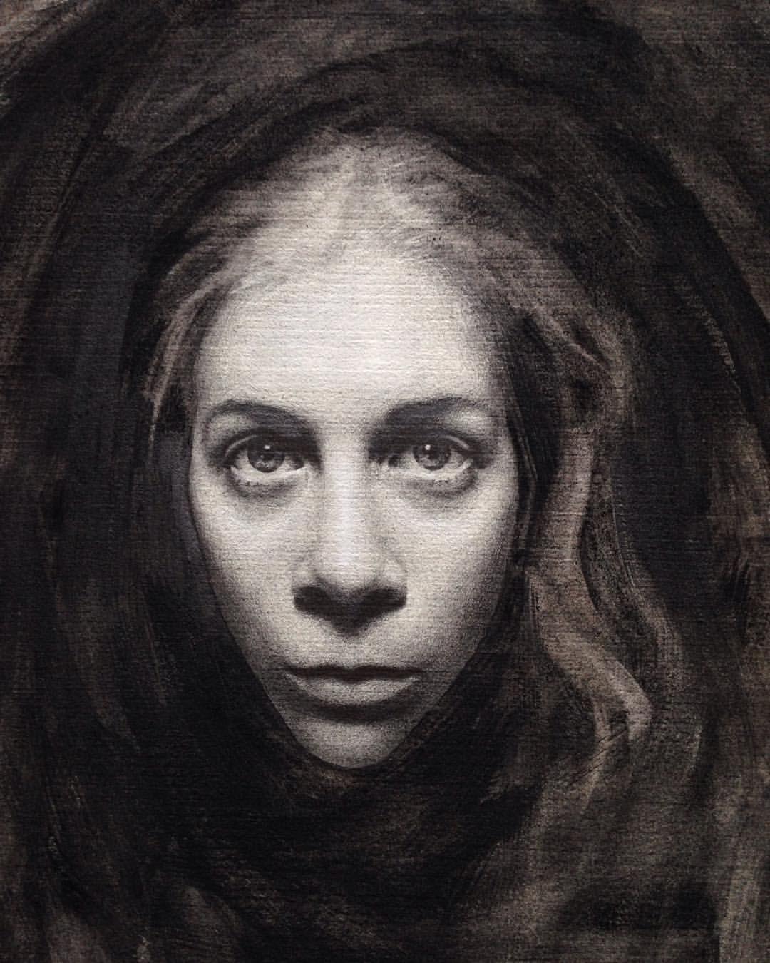 Self Portrait By Brittanoresten