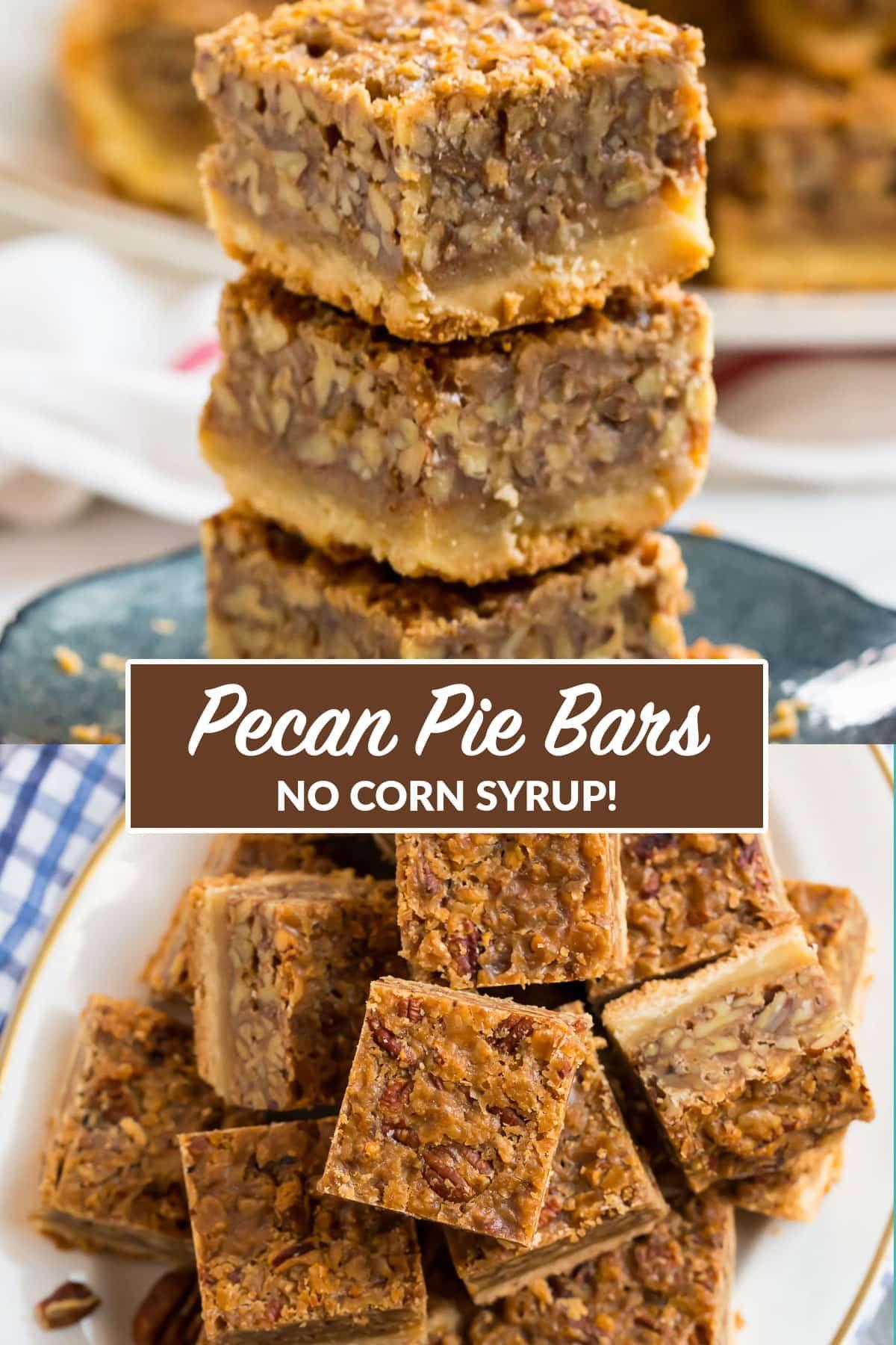 Pecan Pie Bars #pioneerwomanpecanpie