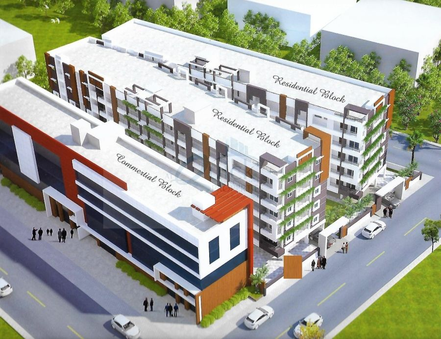 2 & 3 BHK Premium Apartments for Sale in Ameerpet