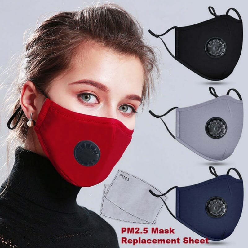 PM 2.5 Nose and Mouth Cover (K N – 95) – Protect From