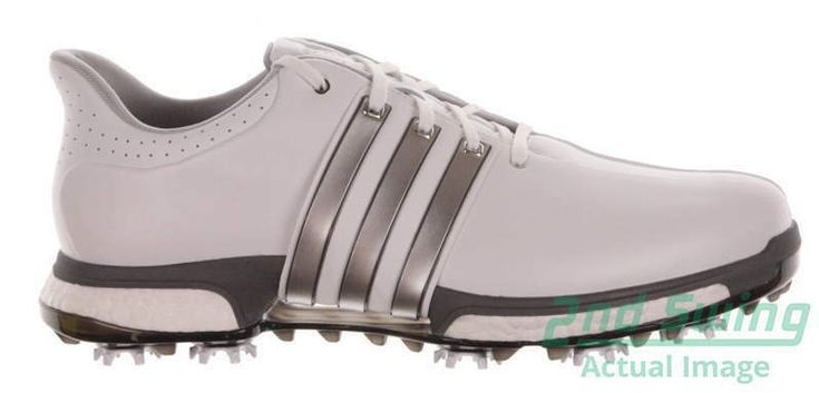 huge selection of fa34c 947b2 eBay Sponsored New Mens Golf Shoes Adidas Tour 360 Boost Medium 12 White  MSRP 200