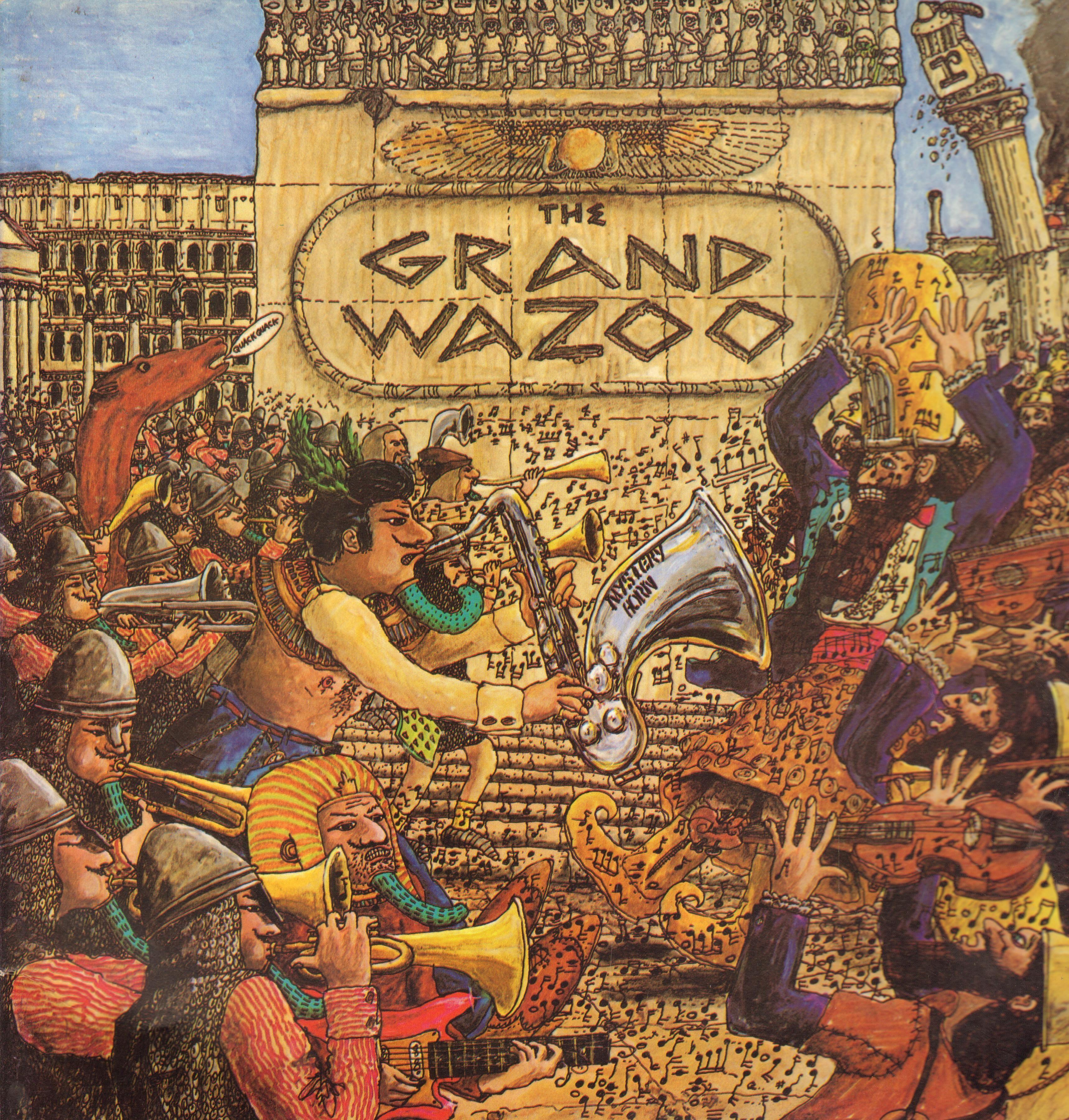 Frank Zappa The Mothers The Grand Wazoo Bonitezas