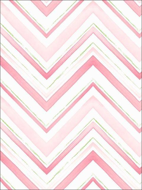 JB80702 | Jelly Beans Wallpaper Book by Astek | TotalWallcovering.Com #pinkchevronwallpaper