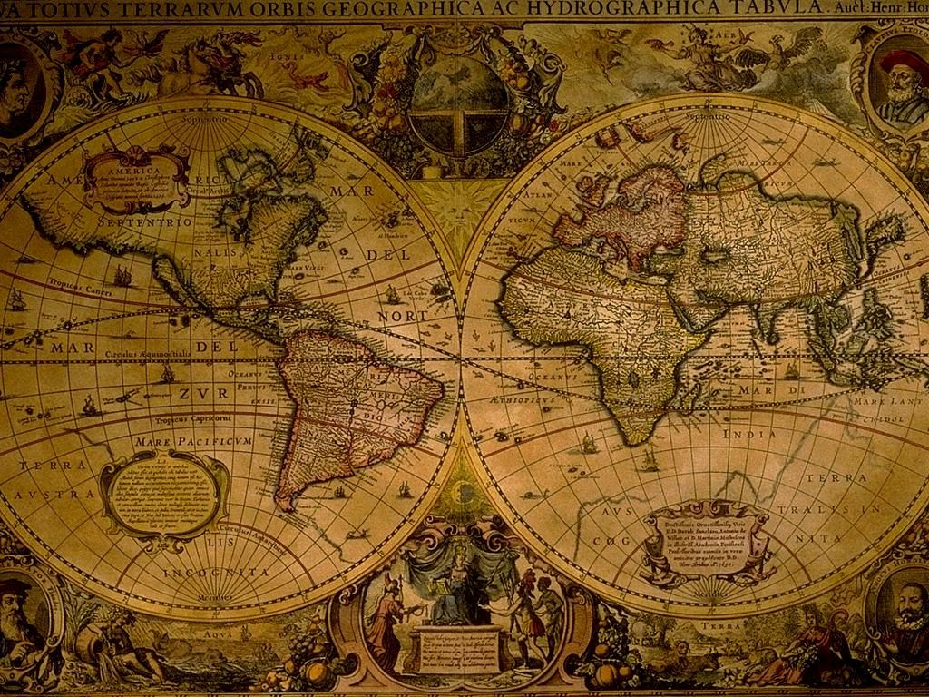 1024x768 ancient world map hd wallpaper | style | pinterest | hd