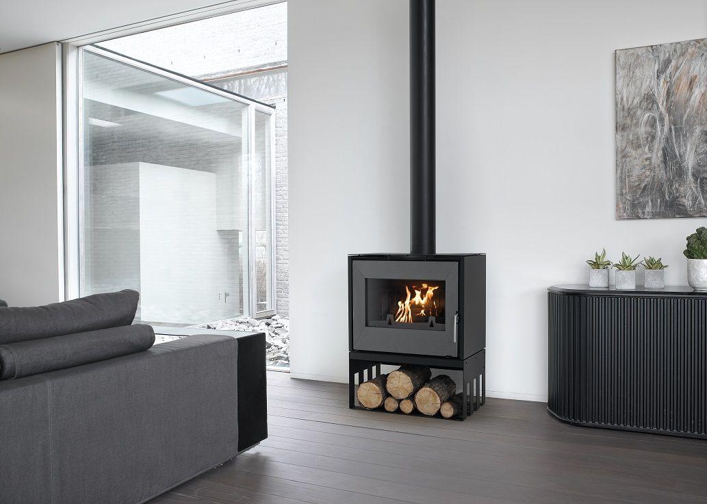 po le bois peak puissance nominale 9 kw marque supra interior pinterest foyers and. Black Bedroom Furniture Sets. Home Design Ideas