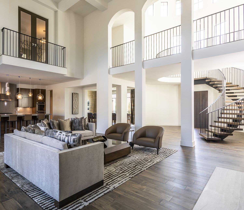 Open Plan Neutral Contemporary Living Room Interior Design Firms Interior Architecture Design Home Interior Design
