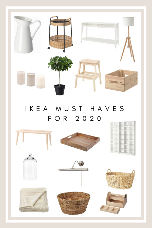 Photo of IKEA Must Haves for 2020