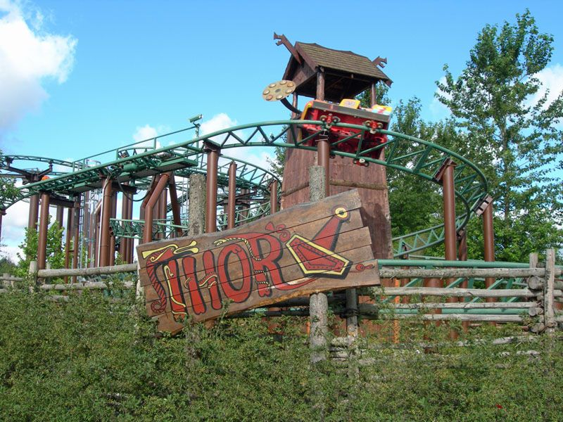 Thor's Hammer Djurs Sommerland Denmark This is such a