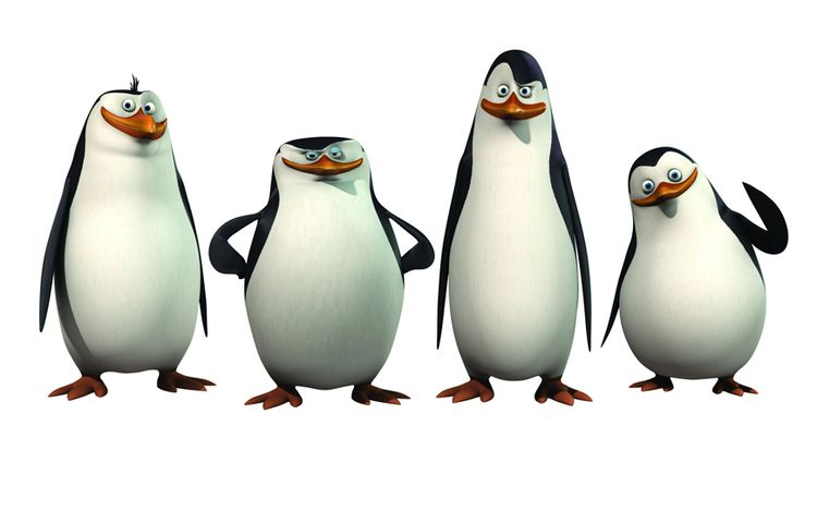 Los pingüinos de Madagascar | Movies y Series en 2018 | Penguins ...