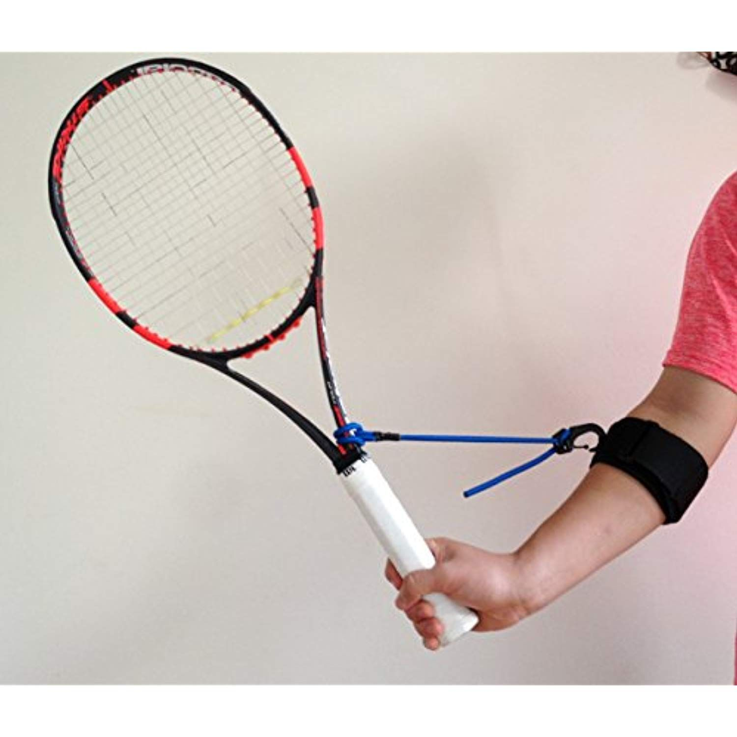 Tennis Swing Wrist Training Aid For Forehands Backhands Volleys And Serves Permawrist You Can Find Out More Details At Tennis Gifts Tennis Serve Tennis
