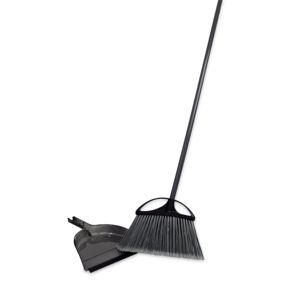 We Finally Found A Broom And Dust Pan Combo That Actually Works In 2020 Broom And Dustpan Dust Pan Best Broom