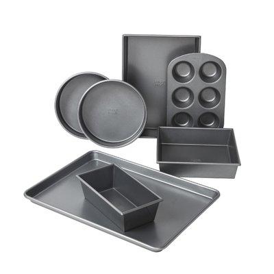 Chicago Metallic Chicago Metallic 7 Piece Non Stick Bakeware Set