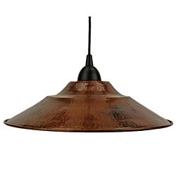 Hand-hammered Copper 13-inch Large Round Pendant Light Fixture (Mexico)  sc 1 st  Pinterest & Uptown Clear Globe 1-light Chrome Pendant   Hammered copper Pendant ...