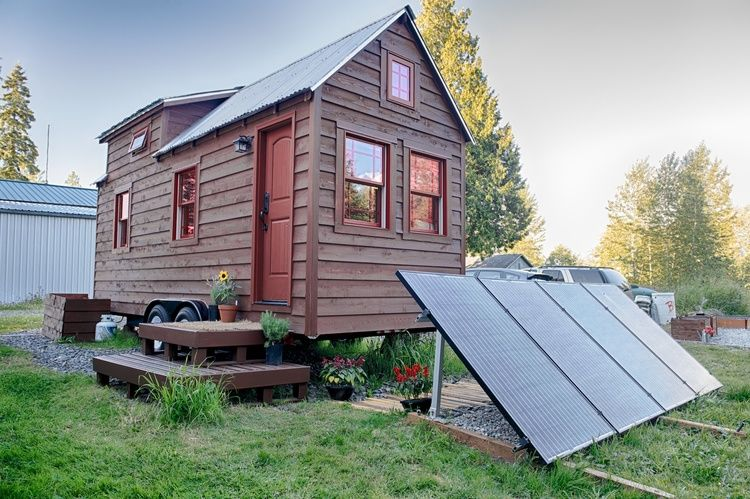 Our Electrical System Build House Tiny House Living Tiny House