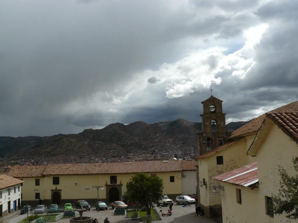 Plaza de Armas de San Blas - Cusco - Peru