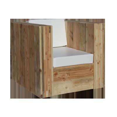 Soci t de vente de meuble design en bois de palette for Vente mobilier jardin