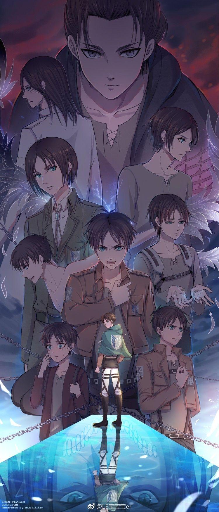 Nunca Eh Sentido Tanto Miedo Al Ver Un Anime Tampoco Eh Logrado Ver El Anime De Una Forma Dec In 2020 Attack On Titan Eren Attack On Titan Anime Attack