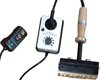 RCD, Voltage Regulator and Electric Branding Iron